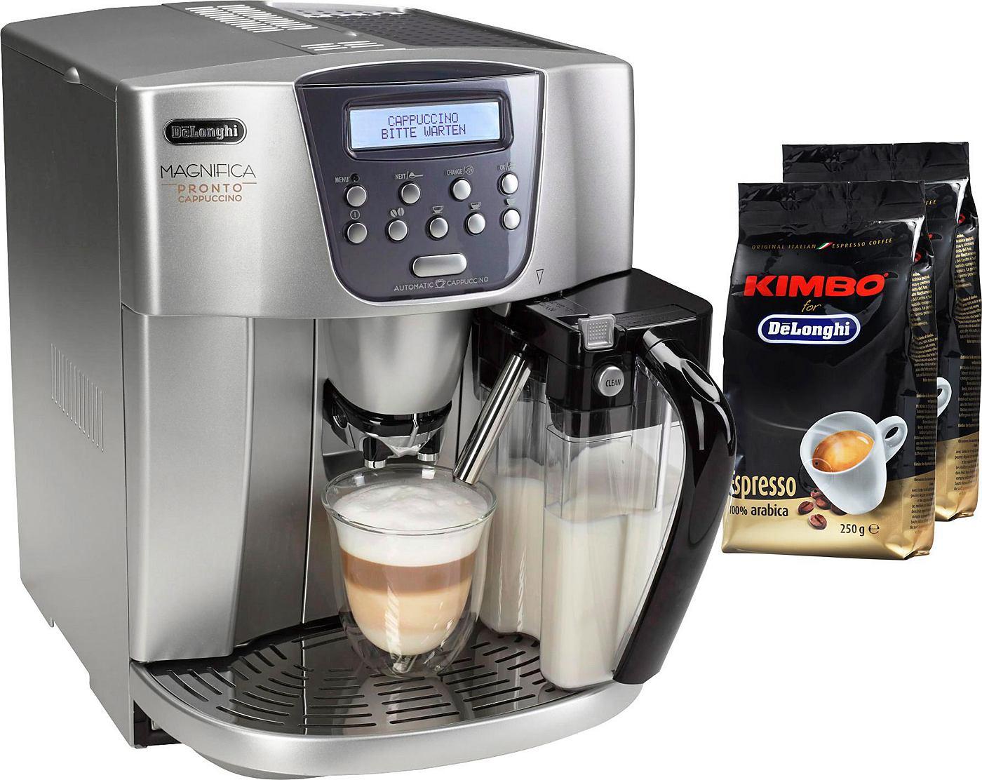 Delonghi volautomatisch koffiezetapparaat ESAM 5708.B, zwart