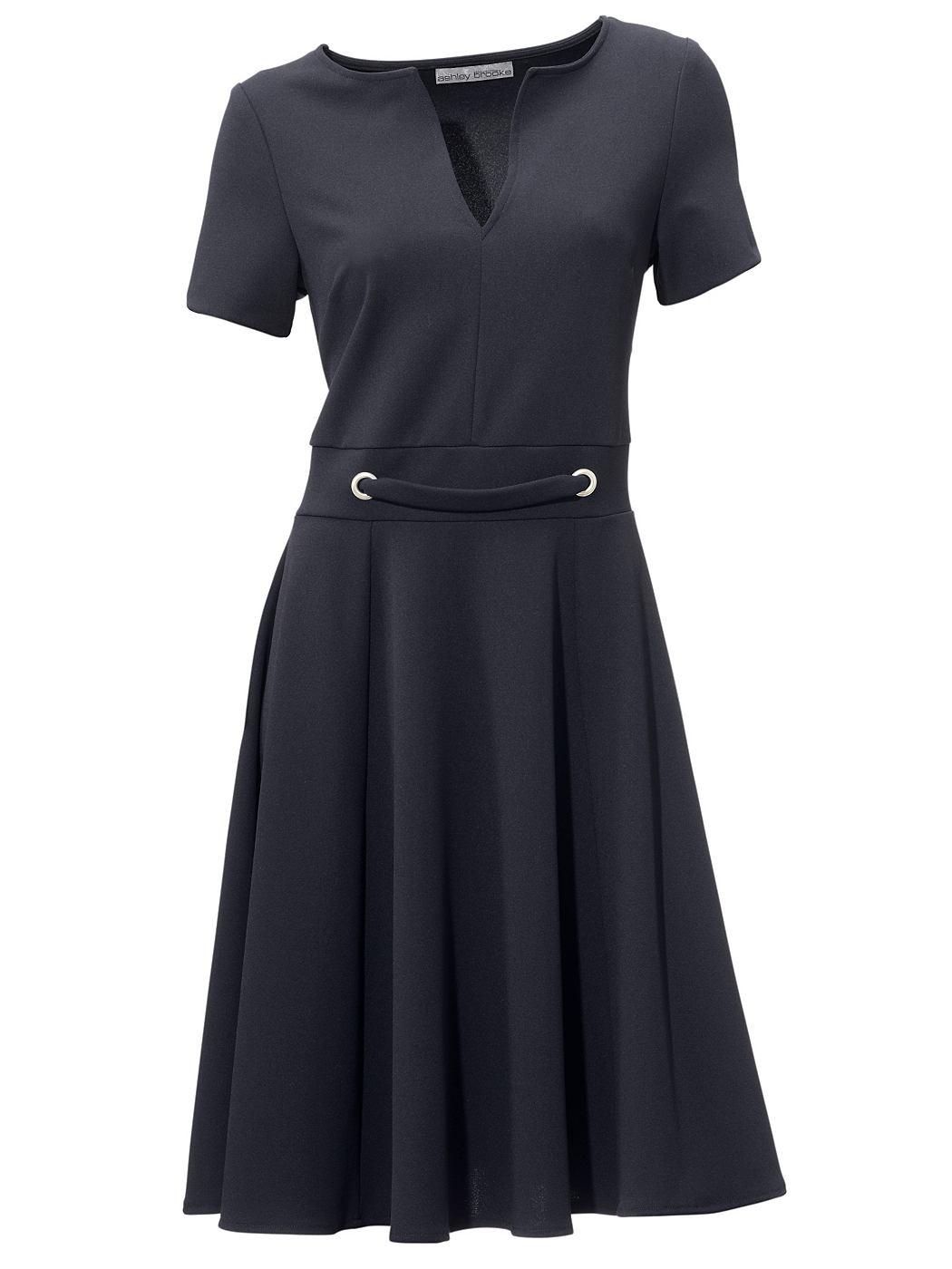 Ashley Brooke jurk blauw