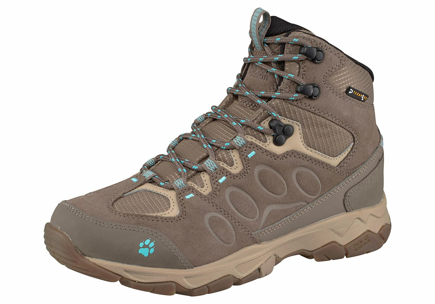 JACK WOLFSKIN outdoorschoenen »Mountain Attack 5 Texapore Low W«