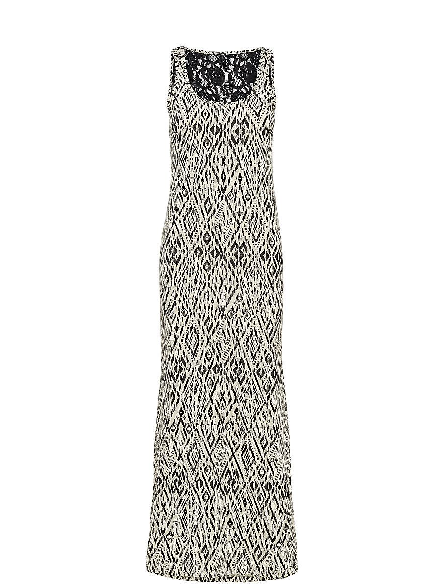 NU 15% KORTING: ONLY Print Maxi jurk multicolor