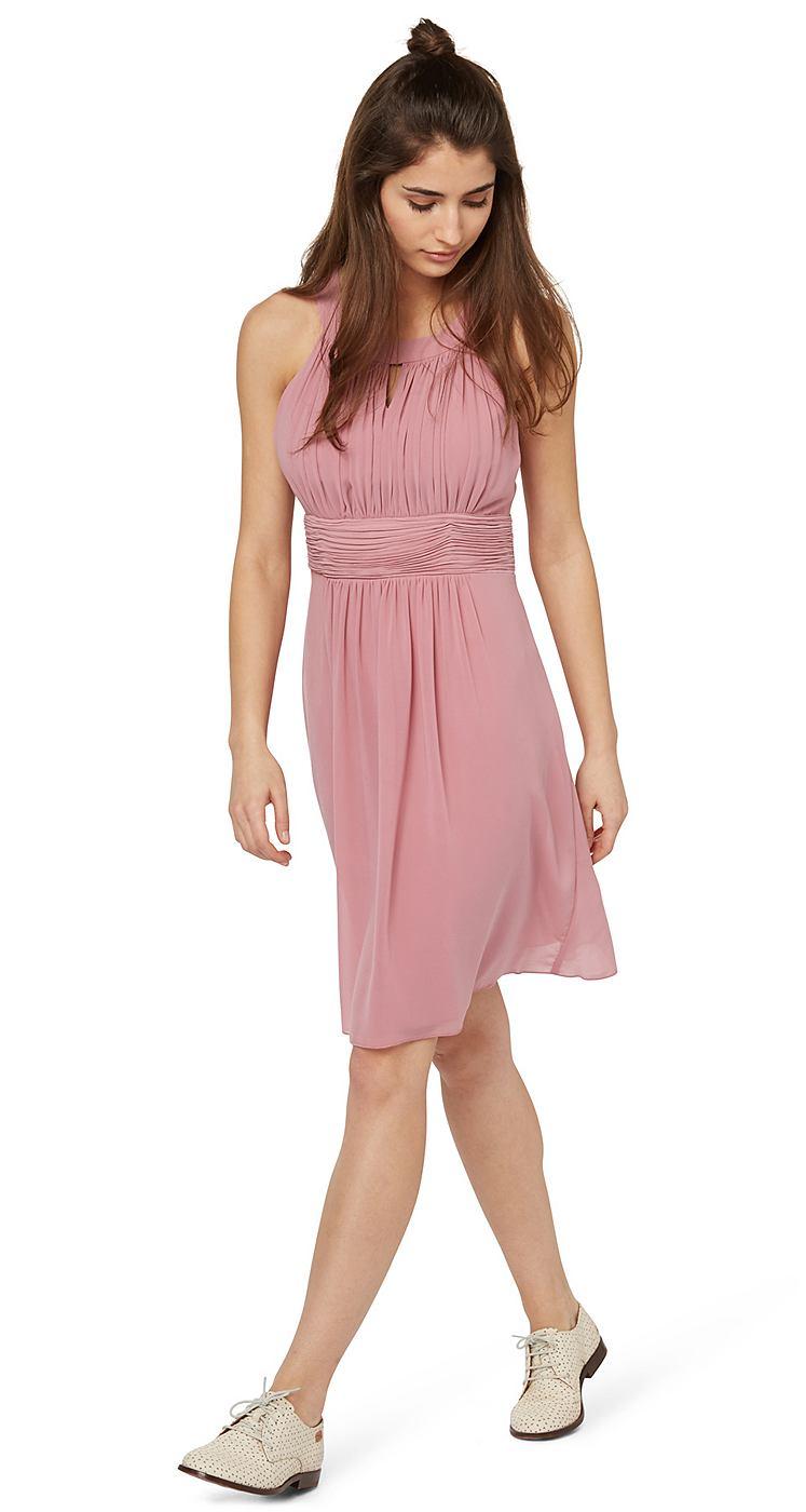 Tom Tailor jurk ��elegant event dress�� paars
