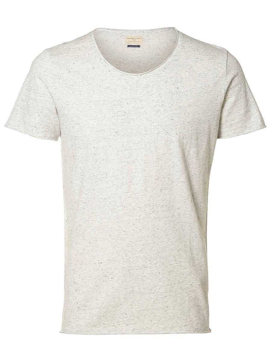 Selected Katoenen - T-shirt