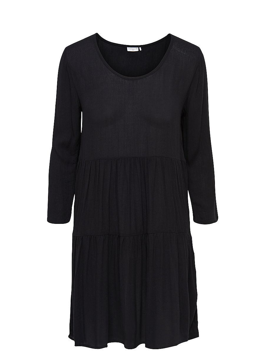 ONLY Ruimvallende jurk zwart