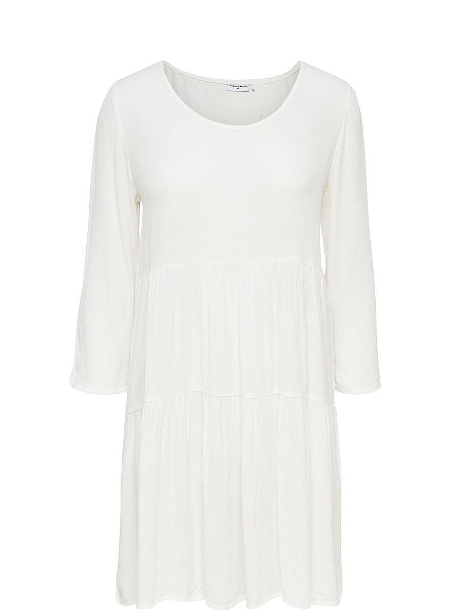 ONLY Ruimvallende jurk wit