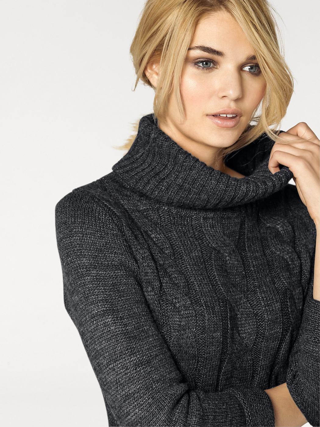 jurk grijs
