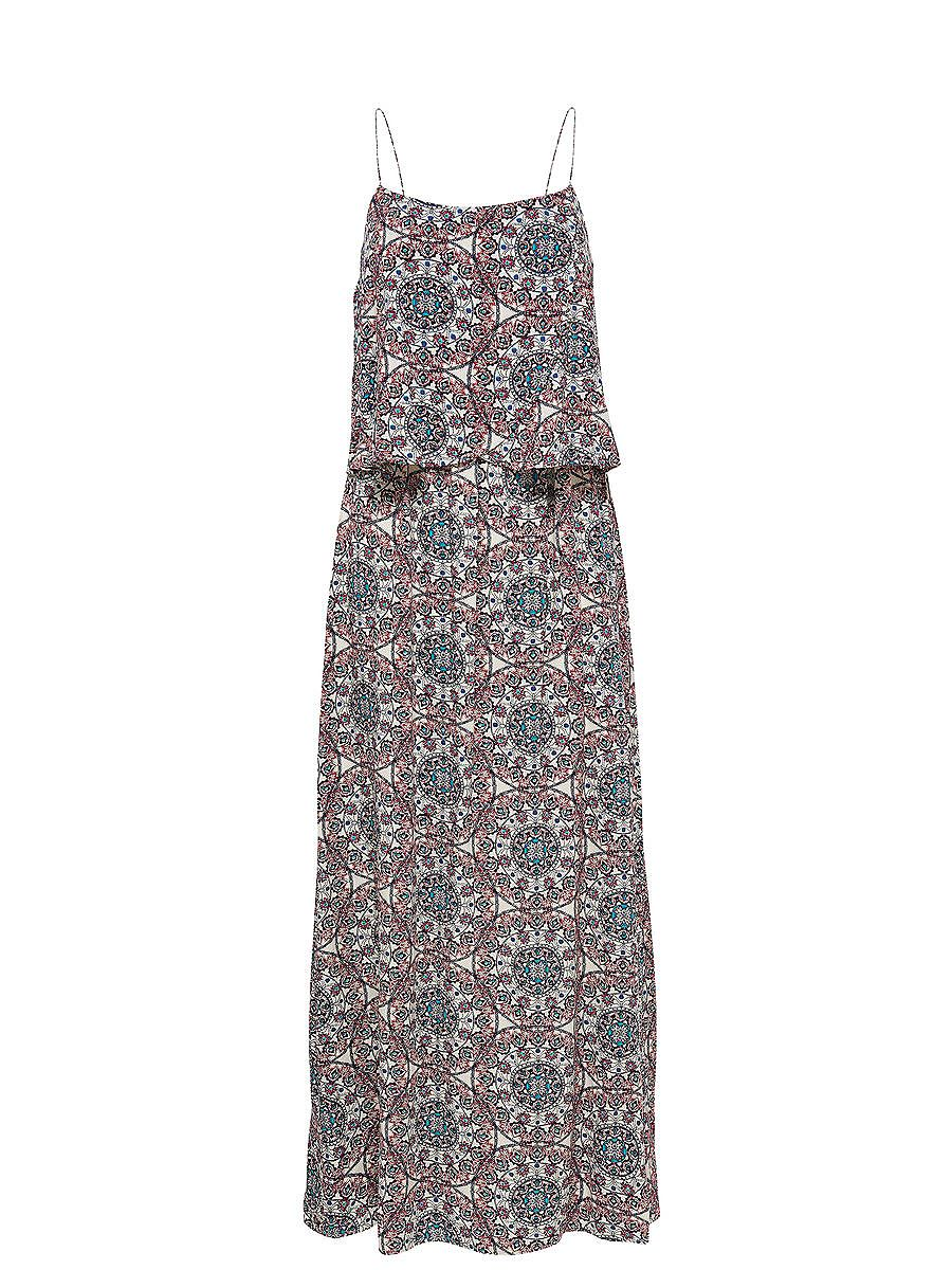 ONLY Print Maxi jurk multicolor