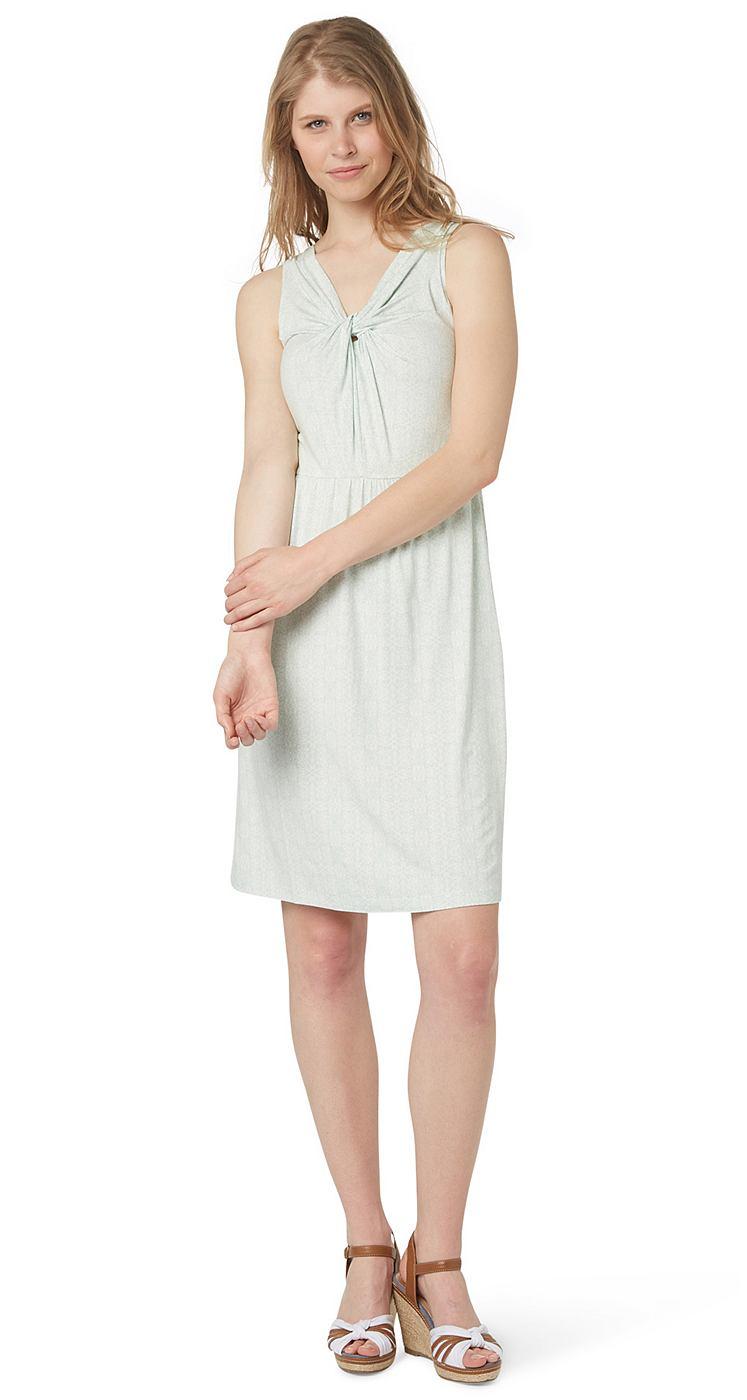 Tom Tailor jurk »summer dress« groen