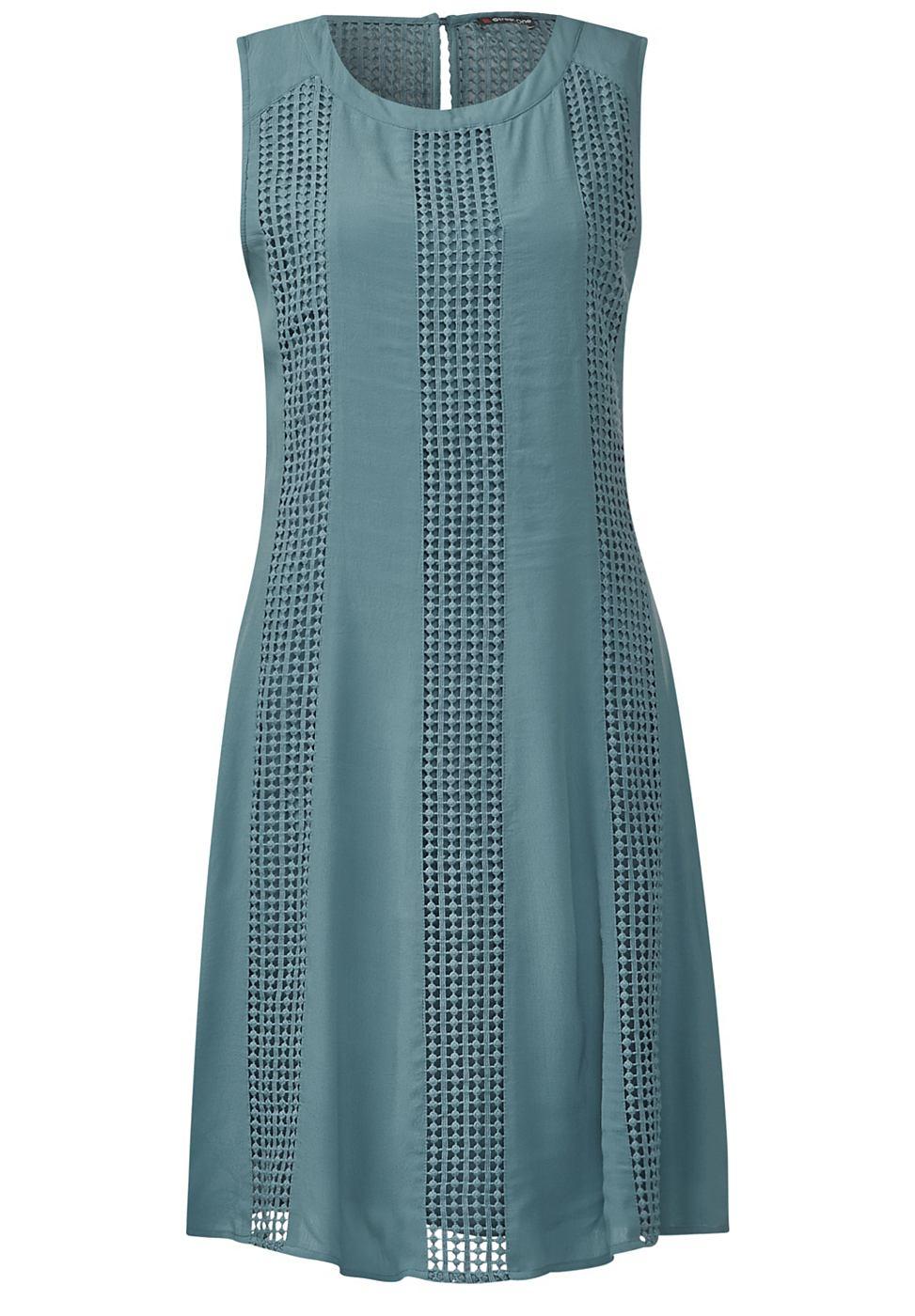 Street One Zwierige jurk Josephine blauw