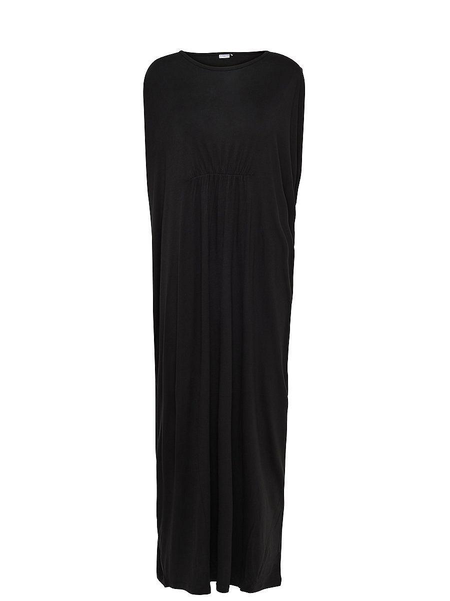 ONLY Korte mouw jurk zwart
