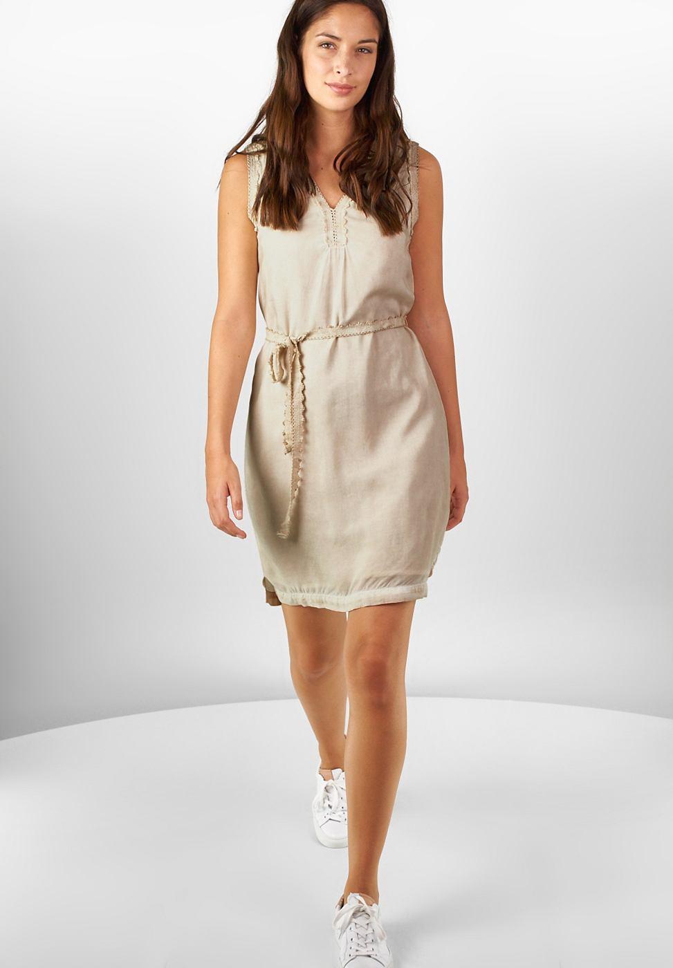 Street One Vintage look-jurk Sarina beige