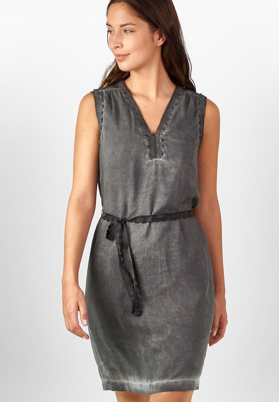 Street One Vintage look-jurk Sarina grijs