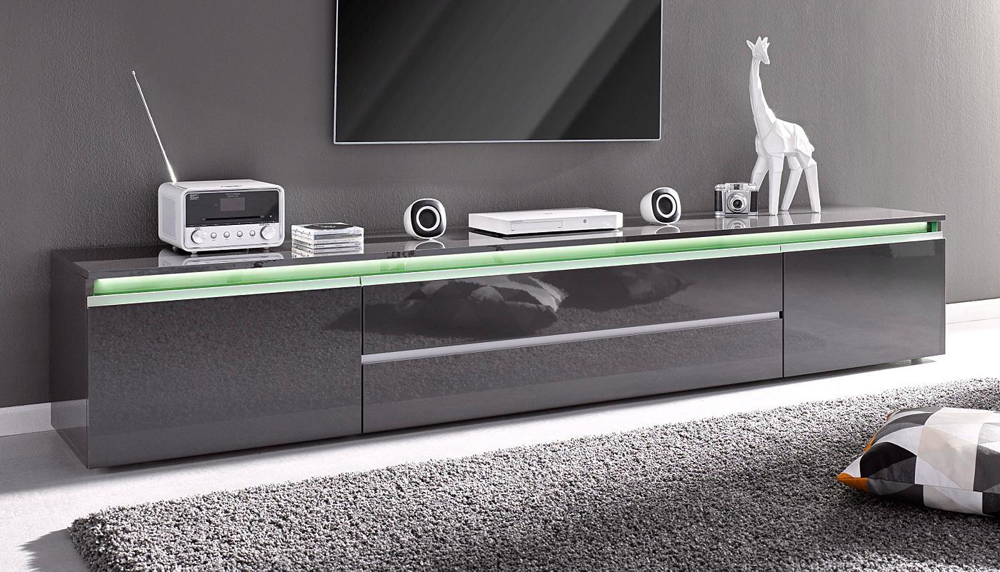 Tecnos lowboard, breedte 240 cm