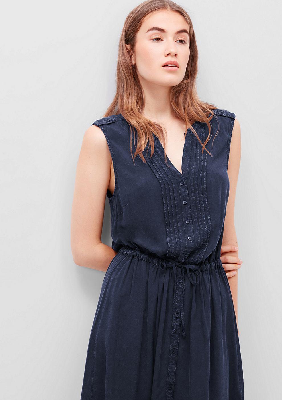 s.Oliver jurk blauw