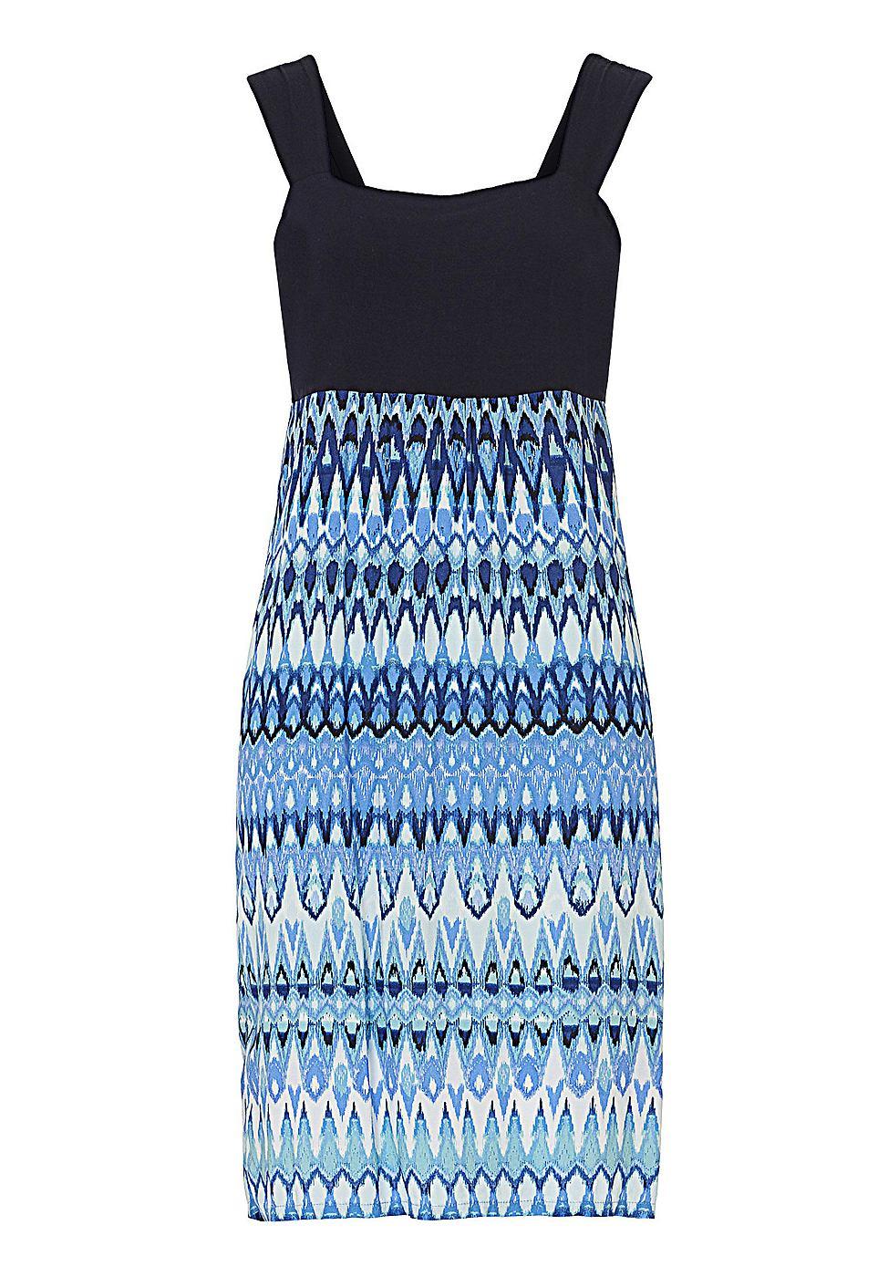 Betty Barclay jurk blauw