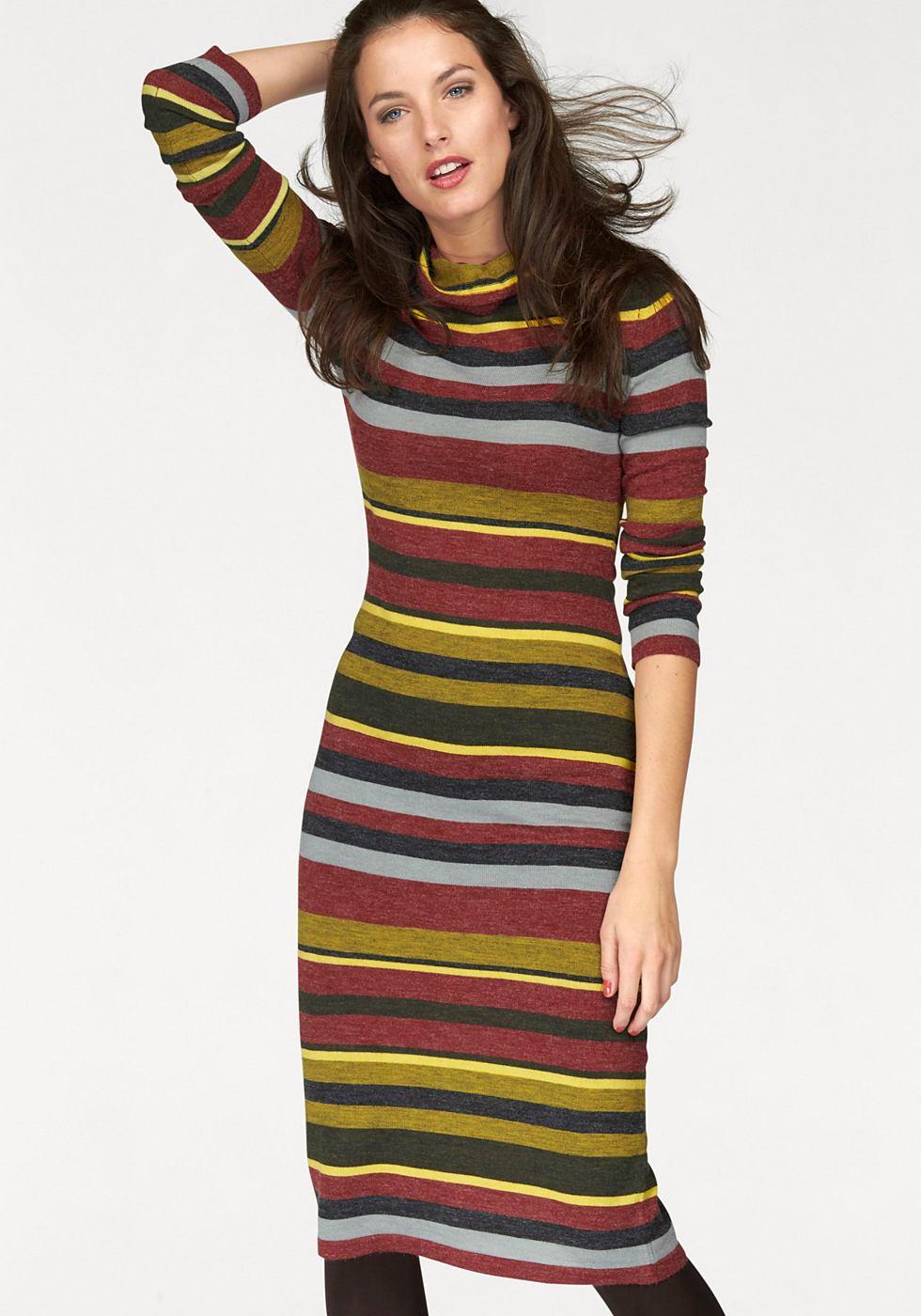 Aniston tricotjurk multicolor