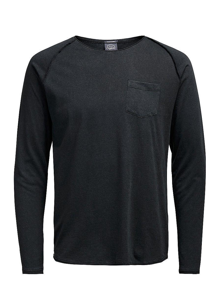Jack & Jones Lichte lange mouw T-shirt met lange mouwen