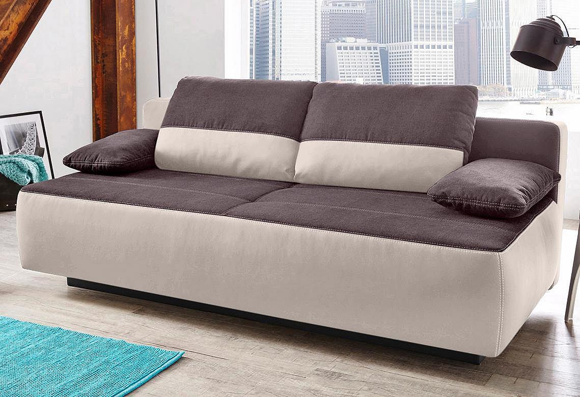 INOSIGN Bedbank in zwevende look