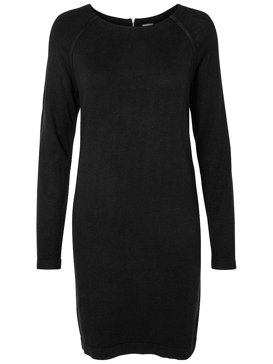 Vero Moda Lange Mouwen jurk zwart