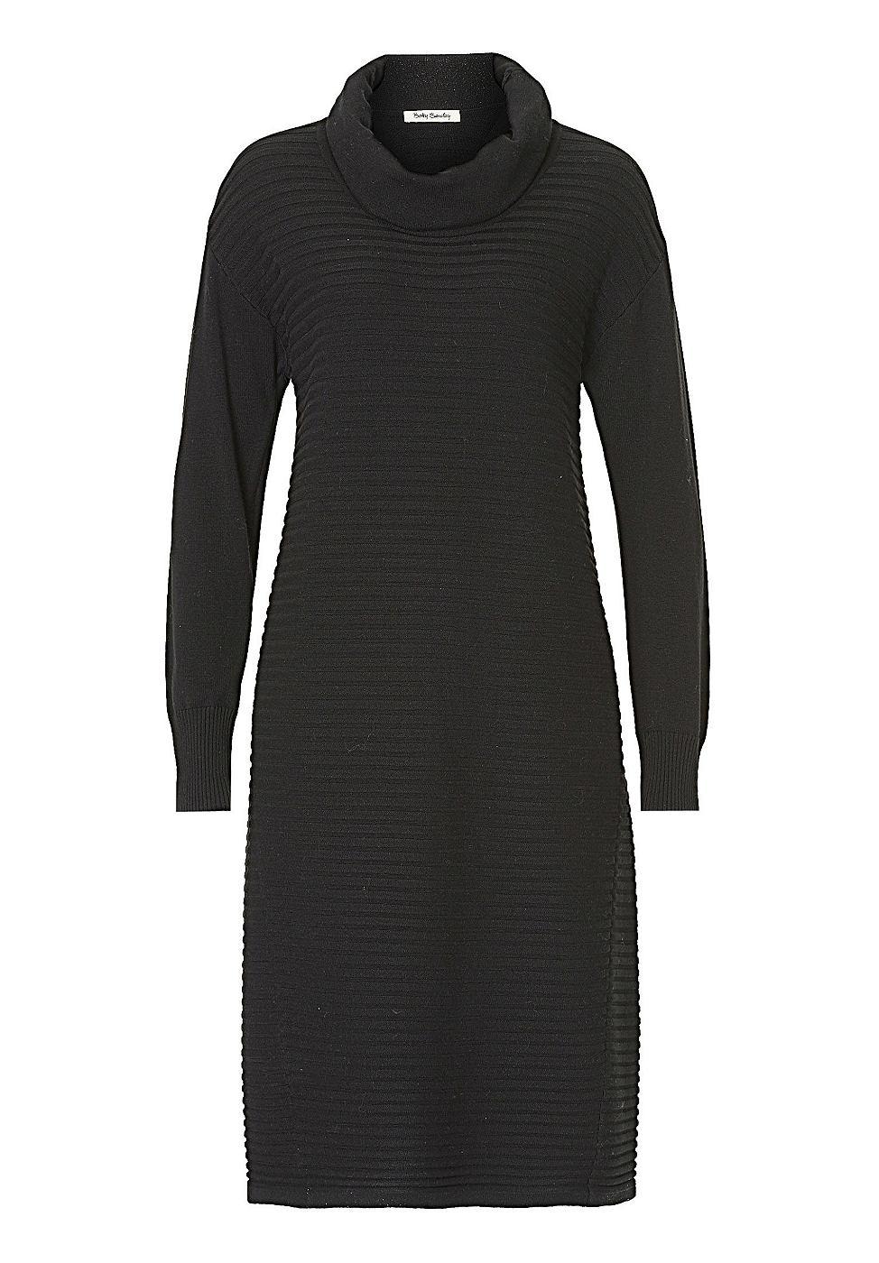 NU 21% KORTING: Betty Barclay jurk zwart