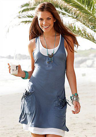 Strandjurk, Beach Time blauw