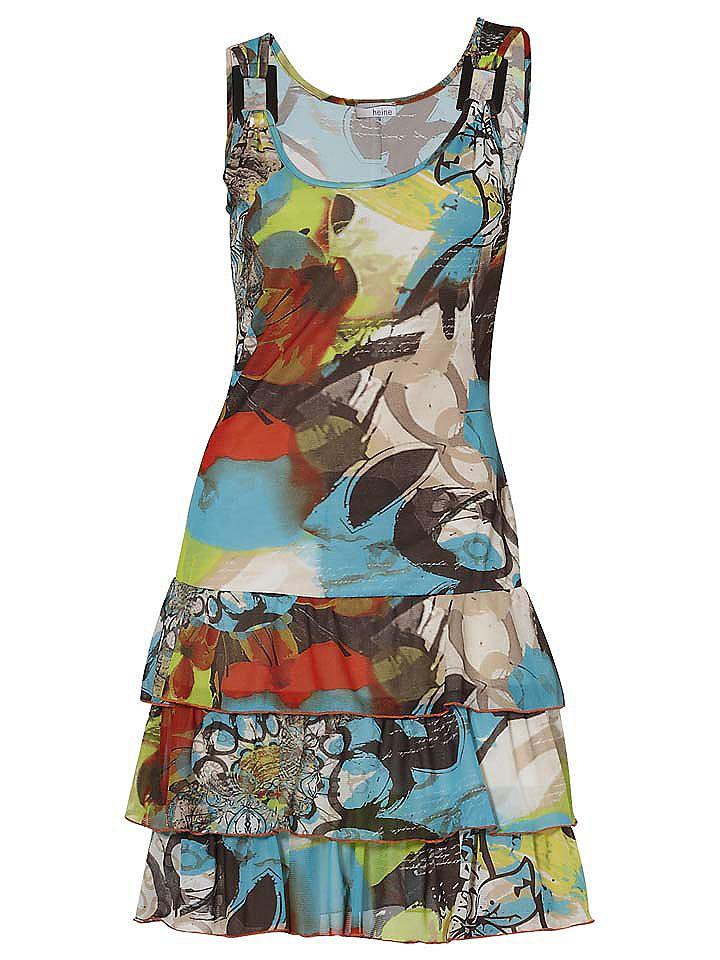 jurk multicolor