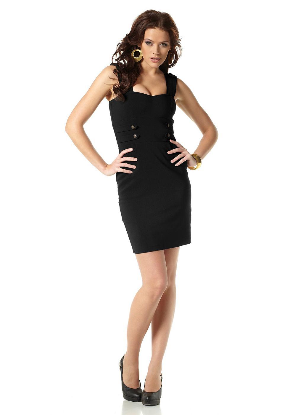 jurk Laura Scott zwart