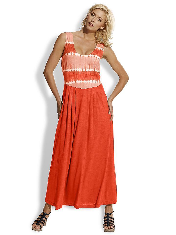 Batikjurk rood