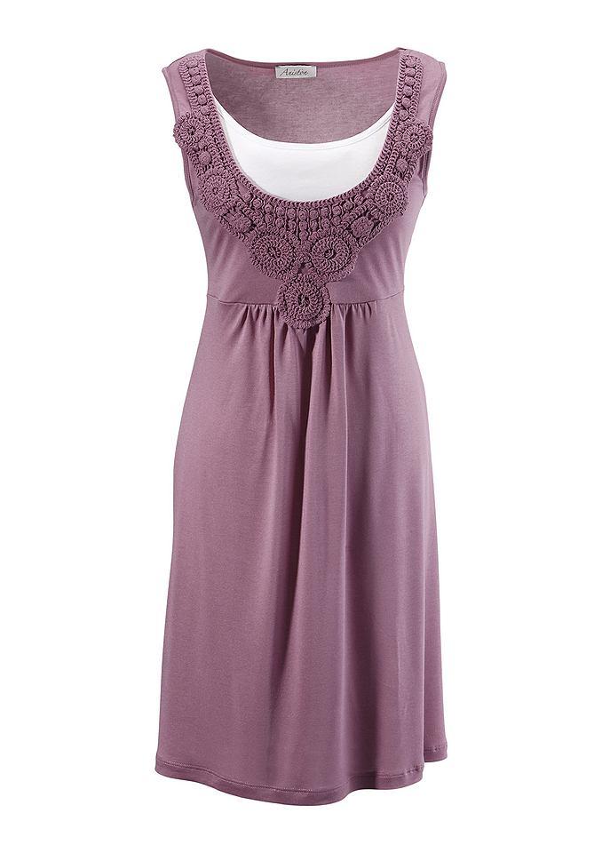 jurk Aniston paars