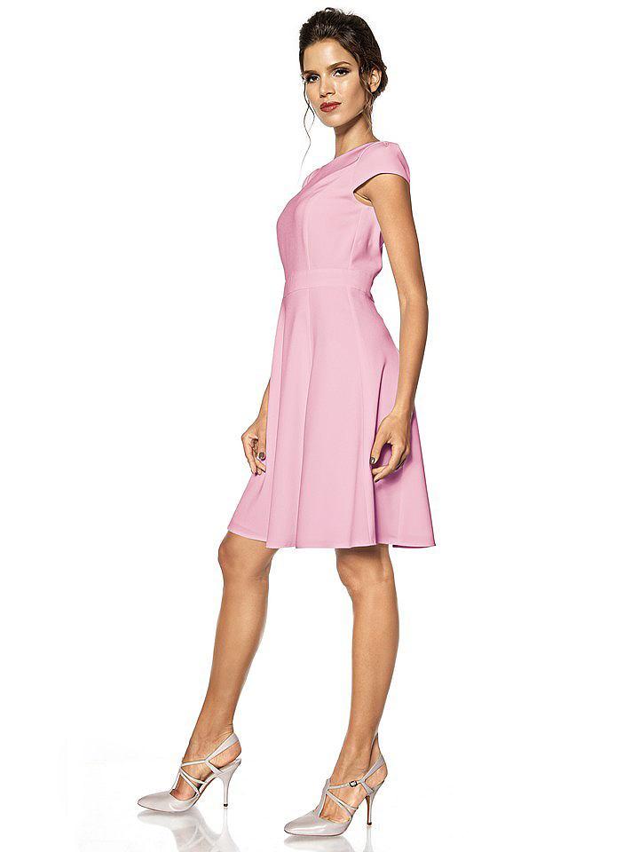 Ashley Brooke Cocktailjurk roze