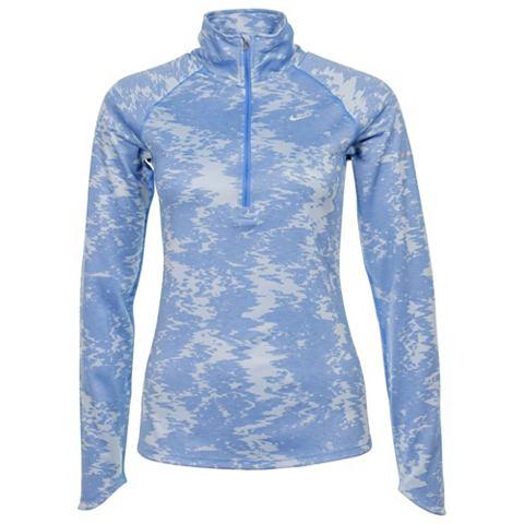 NIKE Jacquard hardloopshirt dames