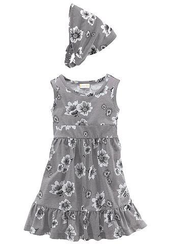 CFL jurk & haarband, 2-delige set