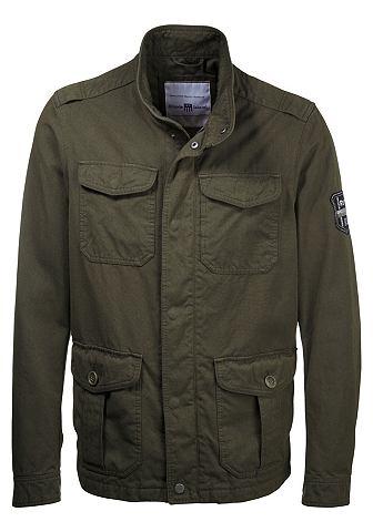 RHODE ISLAND Field-jacket van puur katoen