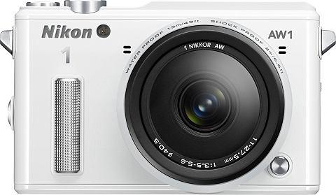 NIKON Systeemcamera N1 AW1 14,2 MP