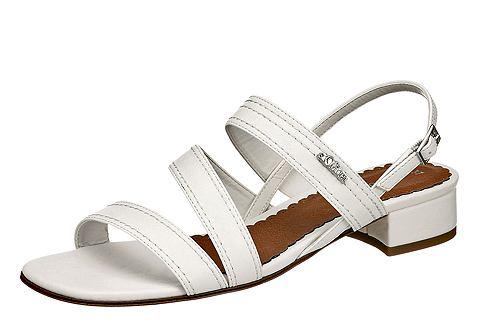 S.OLIVER Sandaaltjes in schoenwijdte F