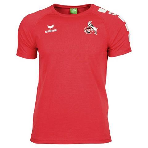 ERIMA 1.FC Köln 5-CUBES T-shirt heren