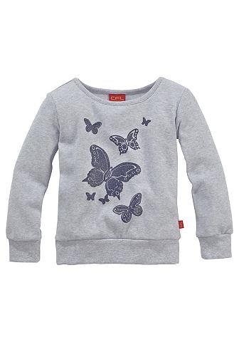 CFL Shirt met vlinders