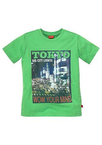 CFL T-shirt met fotoprint