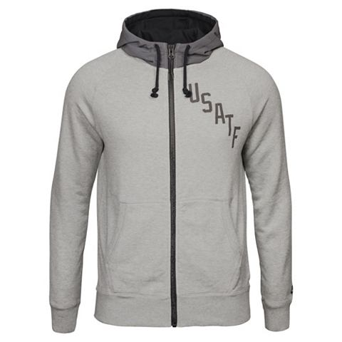 NIKE USATF Reflective hoodie heren
