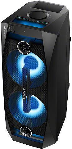 SONY Mini-hifi-systeem GTKX1BT met 500 W vermogen