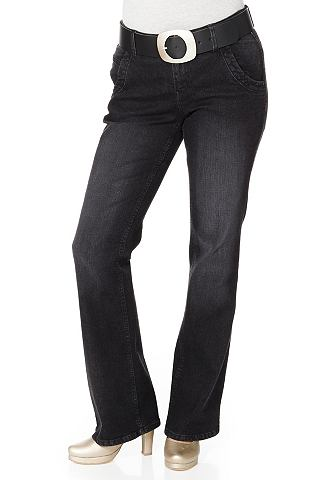 DENIM BY SHEEGO Jeans in bootcut-model