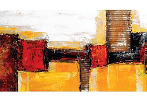 Artprint Abstract afm. 110x60 cm