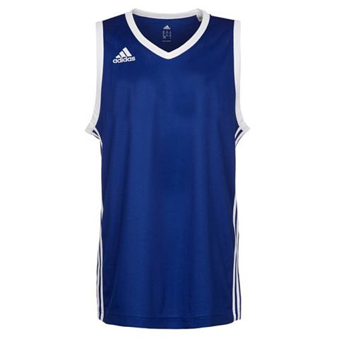 adidas Performance Commander basketbalshirt voor heren