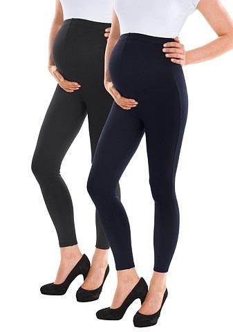 NEUN MONATE Zwangerschaps-legging in set van 2