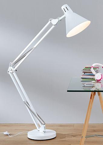 BRILLIANT Staande lamp van metaal