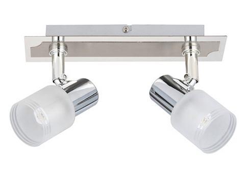 BRILLIANT LED-plafondlamp met 2 fittingen