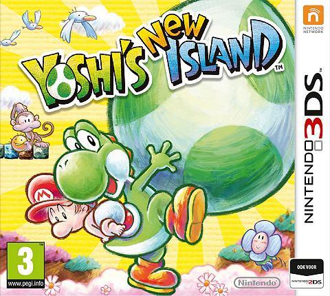 Nintendo 3DS Game Yoshis New Island