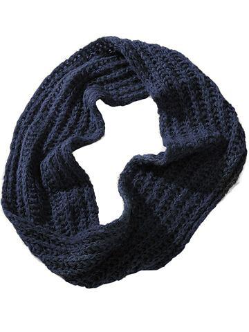 Ronde sjaal van SEEBERGER