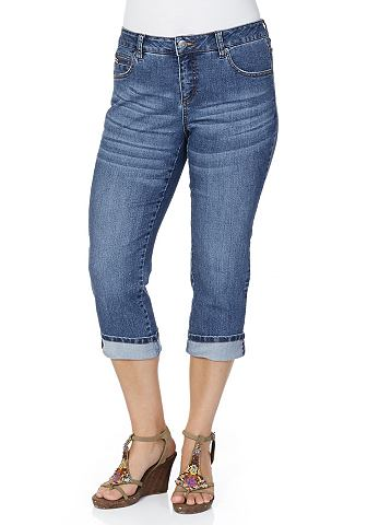SHEEGO DENIM ¾-jeans