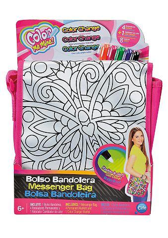 SIMBA® Colorchange messengerbag Color Me Mine