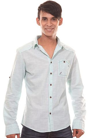 CATCH Overhemd met lange mouwen - Slim fit.